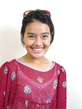 Adolescente asiático (serie) Imagen de archivo