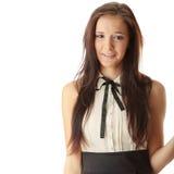 Adolescente asustada Fotos de archivo libres de regalías