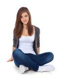 Adolescente atractivo Fotos de archivo