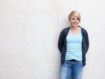 Adolescente atractivo Imagen de archivo libre de regalías