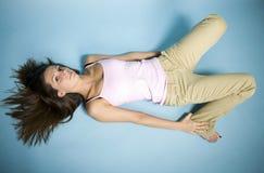 Adolescente atractivo Foto de archivo