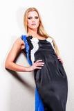 Adolescente bonito à moda Imagens de Stock Royalty Free