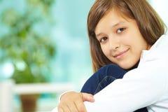 Adolescente bonito Imagen de archivo libre de regalías