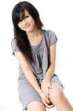 Adolescente bonito Imagem de Stock Royalty Free