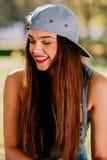 Adolescente bonito de la muchacha Fotografía de archivo libre de regalías