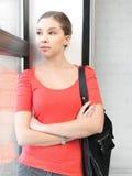 Adolescente calmo Fotografia Stock Libera da Diritti