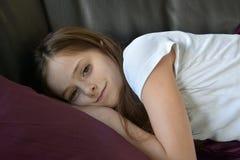 Adolescente cansado Imagen de archivo libre de regalías