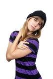 Adolescente casual hermoso 2 Imagen de archivo