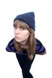 Adolescente casual hermoso 5 Imágenes de archivo libres de regalías