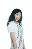 Adolescente chino joven Foto de archivo libre de regalías