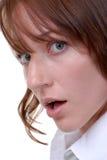 Adolescente choc Foto de Stock Royalty Free