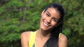 Adolescente colombiano joven lindo Fotos de archivo