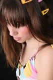 Adolescente colorido Fotografía de archivo