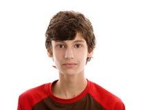Adolescente com presentes Imagens de Stock