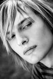 Adolescente con estilo Imagen de archivo