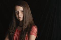 Adolescente confiado Imagen de archivo