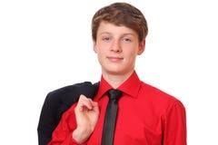 Adolescente confidente Imagen de archivo libre de regalías
