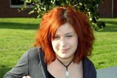 Adolescente contemporáneo Imagen de archivo