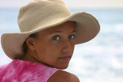 adolescente de fille Photos stock