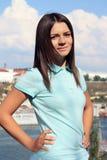 Adolescente de fille Images libres de droits