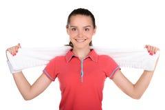 Adolescente de la aptitud Imagen de archivo
