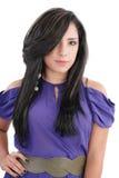 Adolescente de la chica joven de la manera Imagen de archivo