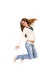 Adolescente de la felicidad Fotografía de archivo libre de regalías
