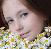 Adolescente de la muchacha Imágenes de archivo libres de regalías