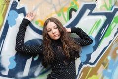 Adolescente de moda Fotografía de archivo libre de regalías