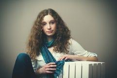 Adolescente de moda Imágenes de archivo libres de regalías