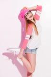 Adolescente de moda Imagen de archivo