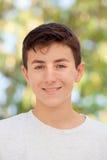Adolescente de trece años casual Foto de archivo