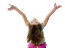 Adolescente del delirio Foto de archivo libre de regalías