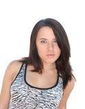 Adolescente descarado Imagen de archivo libre de regalías