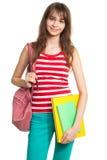 Adolescente después de la escuela Fotos de archivo libres de regalías