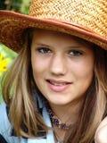 Adolescente di estate fotografie stock libere da diritti