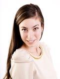 Adolescente di sguardo sveglio Fotografie Stock Libere da Diritti