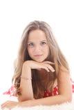 Adolescente Dispirited Imagen de archivo