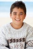 Adolescente do retrato ao ar livre imagem de stock royalty free