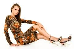 Adolescente elegante fotos de stock royalty free