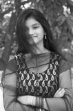 Adolescente elegante y confindent Fotos de archivo libres de regalías