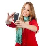 Adolescente emocionado Fotos de archivo libres de regalías
