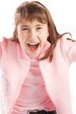 Adolescente emozionante Fotografia Stock