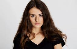 Adolescente enojado Foto de archivo