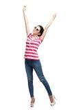 Adolescente feliz Imagem de Stock