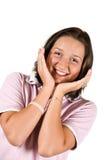 Adolescente feliz Foto de Stock
