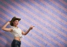 Adolescente femenino Fotos de archivo libres de regalías