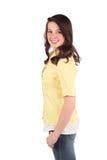 Adolescente femenino bonito Imagen de archivo