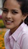 Adolescente femenino hermoso Imagen de archivo