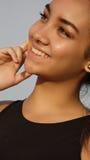 Adolescente femenino hermoso Imagen de archivo libre de regalías